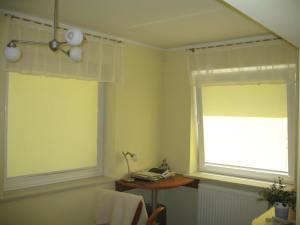 Выполненные работы: рулонные шторы фото 9