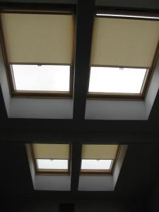 рулонные шторы для мансард фото 5