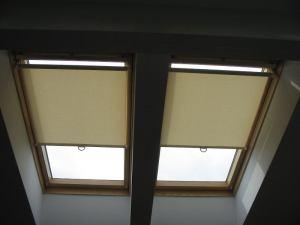Выполненные работы: рулонные шторы фото 6