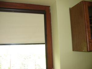 Выполненные работы: рулонные шторы фото 7