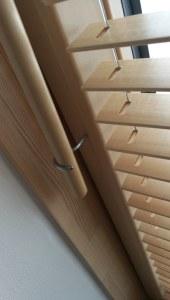 деревянные горизонтальные жалюзи фото 6