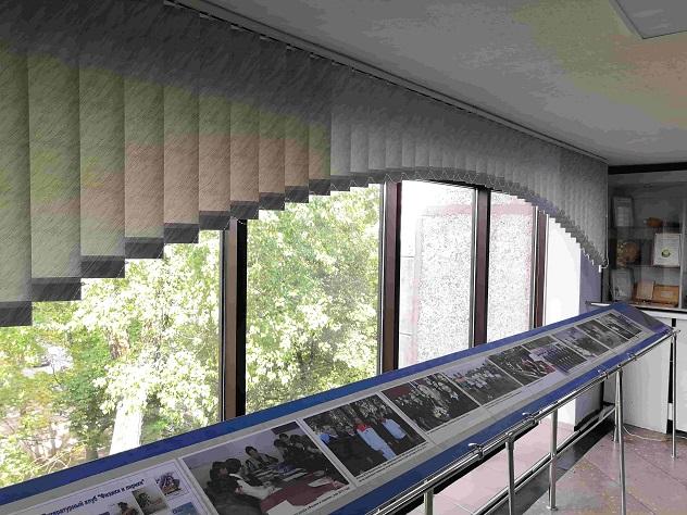 арочные вертикальные в музее